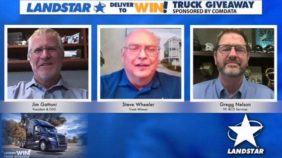 2020 Steve Wheeler Winner